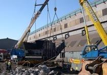Демонтаж конструкций из металла в Махачкале