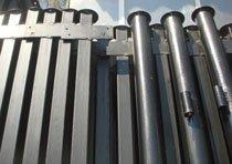 Металлические столбы в Махачкале изготовление и монтаж г.Махачкала