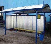 Изготовление автобусных остановок г.Махачкала